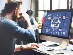 Researcher asserts his social media presence
