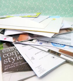 Academic resources are piled on top of one another